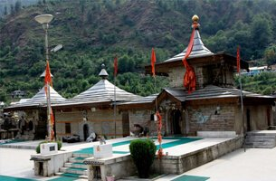 Taradevi Temple - Weekend Getaways in Shimla