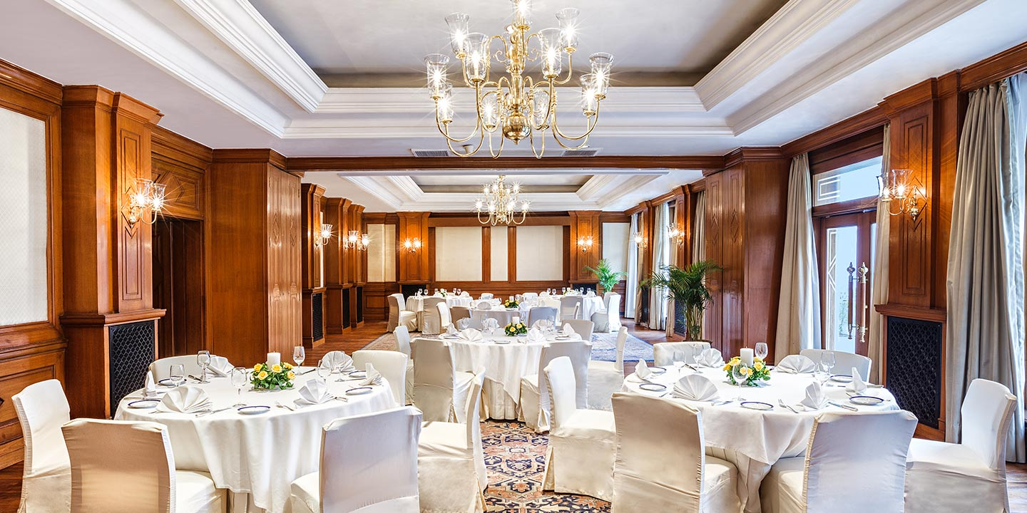 Business Meeting & Corporate Event Venues at Wildflower Hall, Shimla in The Himalayas