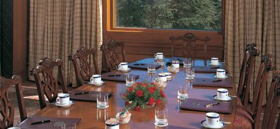 Corporate Event Venues at Wildflower Hall, Shimla in The Himalayas