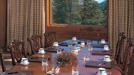 Rippon & Lytton Rooms at Wildflower Hall, Shimla in The Himalayas