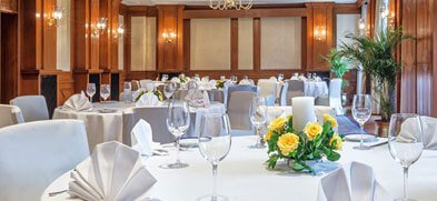 Social Event Venues at Wildflower Hall, Shimla in The Himalayas