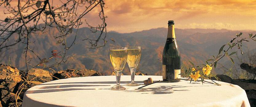 Romantic Dinner At The Gazebo With Five-Course Gourmet Meal Under The Stars in Shimla