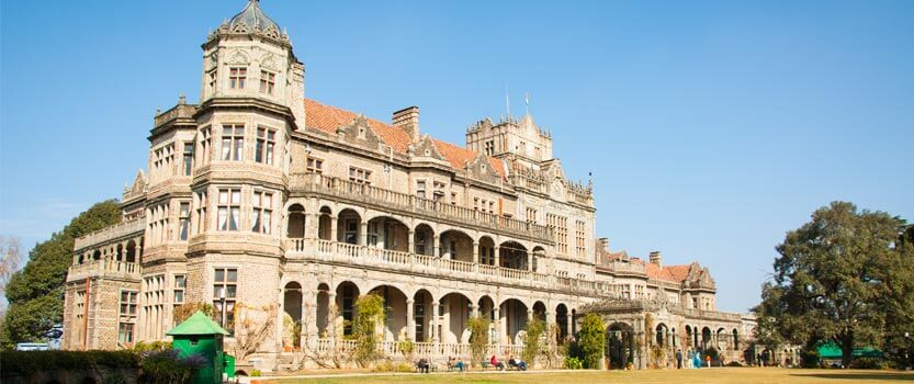 Experience The Colonial Architecture & Heritage Tour From The Full-Day Excursion to Shimla