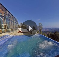 Infinity Outdoor Whirlpool