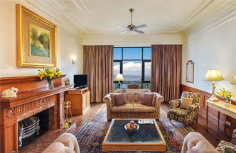 Lord Kitchener Suite With Mountain View - Wildflower Hall, Shimla in The Himalayas