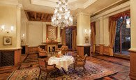 Lutyens - Dining Restaurants at Wildflower Hall, Shimla in The Himalayas