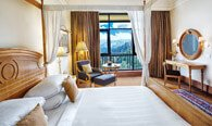 Lord Kitchener Suite at Wildflower Hall, Shimla in The Himalayas