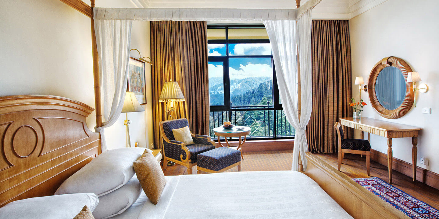 Lord Kitchener Suite - Wildflower Hall, Shimla in The Himalayas