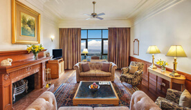Luxurious Lord Kitchener Suite With a Living Room - Wildflower Hall, Shimla in The Himalayas