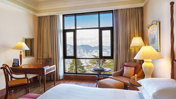 Premier Valley View Rooms - Wildflower Hall, Shimla in The Himalayas