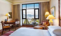 Premier Mountain View Rooms at Wildflower Hall, Shimla in The Himalayas