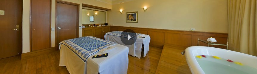 Take a Virtual Tour of The Spa at Wildflower Hall, Shimla in The Himalayas