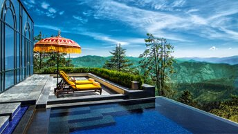 Extended Stay Rate - Special Hotel Offers by Wildflower Hall, Shimla in The Himalayas