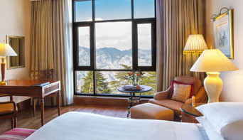 Himalayan Vacations - Special Hotel Offers From The Oberoi At Wildflower Hall, Shimla in The Himalayas