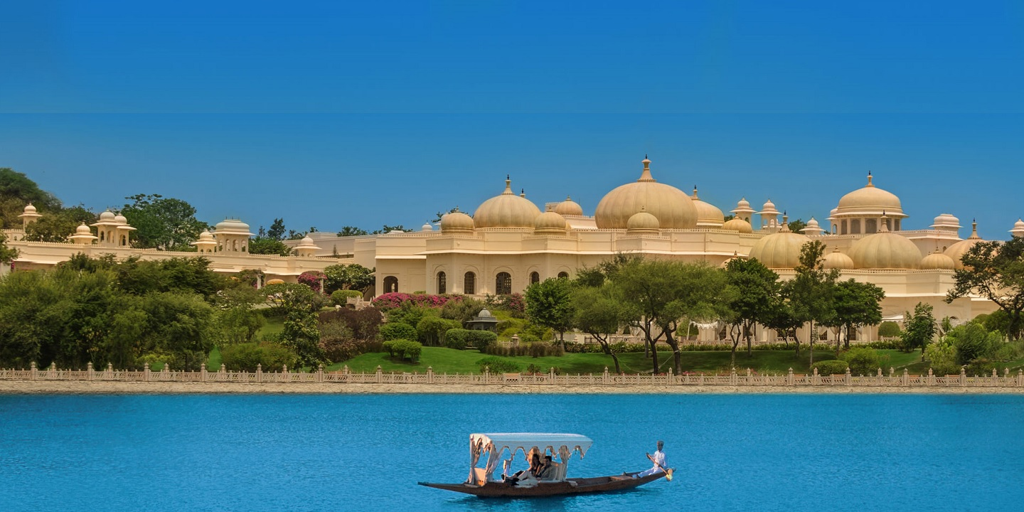 Luxury Hotels in Udaipur - The Oberoi Udaivilas