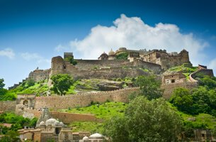 Kumbhalgarh Fort - Weekend Getaways in Udaipur - The Oberoi Udaivilas