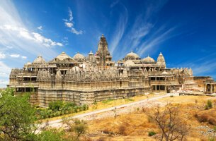 Ranakpur, The Holiest Jain Sites of India - Weekend Getaways in Udaipur - The Oberoi Udaivilas