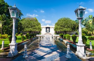 Sahelion ki Bari or The Courtyard of the Maidens - Weekend Getaways in Udaipur - The Oberoi Udaivilas
