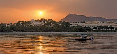 Exotic Vacations - Special Hotel Offers - The Oberoi Udaivilas, Udaipur