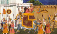 Miniature Painting Sessions at Mewar School of Art - The Oberoi Udaivilas