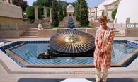 Young Hoteliers Programme - Tour of The Hotel & Departments to Learn Hotel Operations - The Oberoi Udaivilas, Udaipur