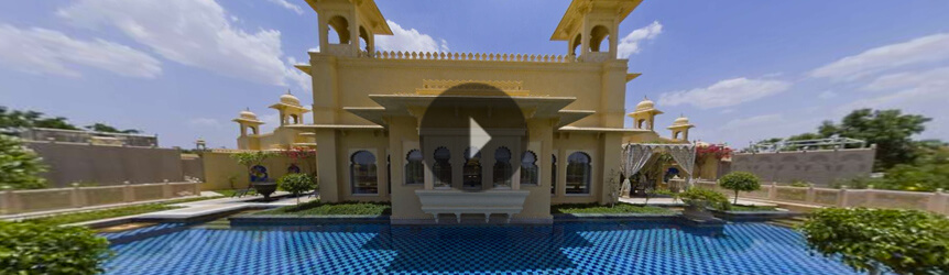 Kohinoor Hotel Suite With Private Pool The Oberoi Udaivilas Udaipur Luxury 5 Star Hotels In