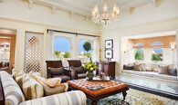 Living Room - Kohinoor Suite with Private Pool in The Oberoi Udaivilas, Udaipur