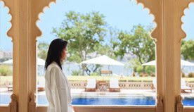 The Oberoi Spa - Therapies & Ayurvedic Treatments at The Oberoi Udaivilas, Udaipur