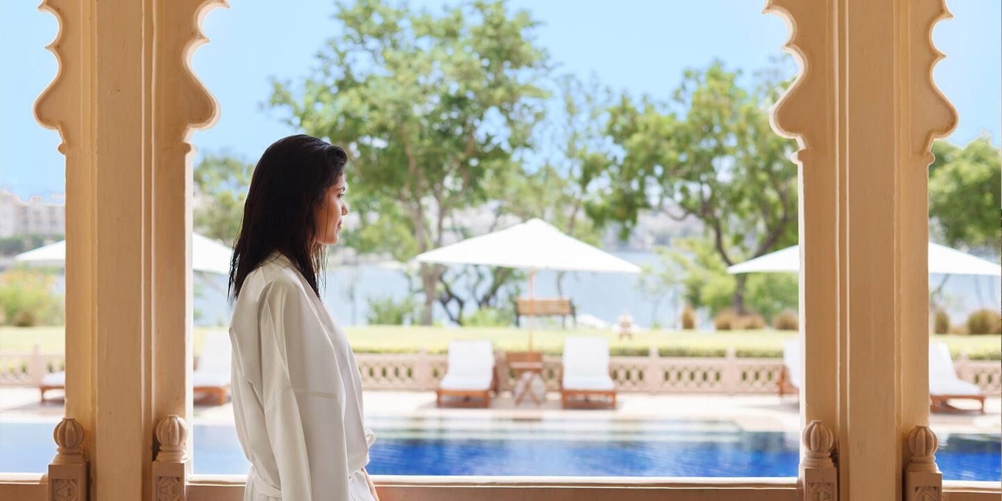 Spa at The Oberoi Udaivilas, Udaipur