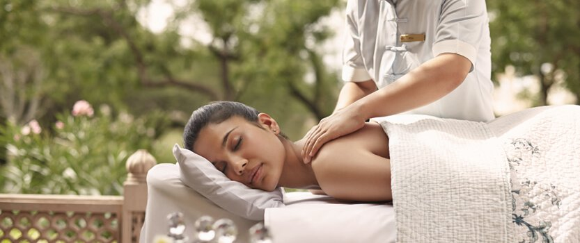 Revitalising & Rejuvenating Body Therapies & Treatments in Udaipur - Spa at The Oberoi Udaivilas
