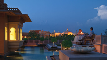 Oberoi Exotic Honeymoon - Special Offers by The Oberoi Udaivilas, Udaipur