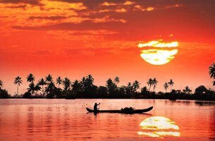 Pathiranamal Island, A Place of Rare Migratory Birds - Weekend Getaways - The Oberoi Motor Vessel Vrinda, Kerala