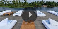 Take a 360° View of The Sun Deck on The Oberoi Motor Vessel Vrinda, Kerala