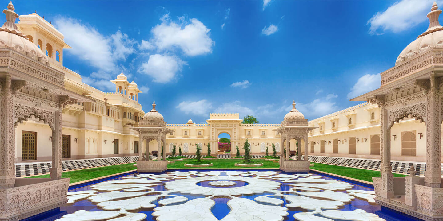 5 Star Luxury Hotels & Resorts in Udaipur | The Oberoi ...
