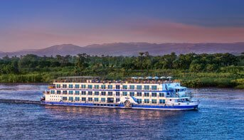 Unforgettable Experience - Special Hotel Offers by The Oberoi Philae, Luxury Nile Cruiser