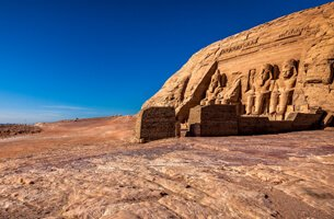 Abu Simbel Temples, The Twin Rock Temples in Nubia - Cruise Highlights - The Oberoi Zahra, Luxury Nile Cruiser