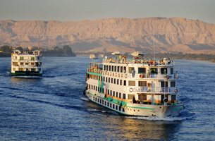 Aswan - Egypt's Southernmost City Where The Desert Touches Waters - Cruise Highlights - The Oberoi Zahra, Luxury Nile Cruiser