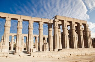 Karnak Temple, The Country's Most Important Temple - Cruise Highlights - The Oberoi Zahra, Luxury Nile Cruiser