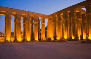 Luxor Temple, Most Impressive Ancient Monuments in Egypt - Cruise Highlights - The Oberoi Zahra, Luxury Nile Cruiser