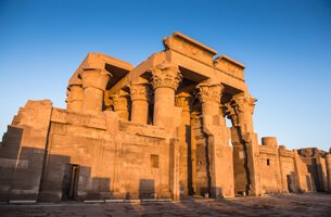 Temple of Horus at Edfu, Best-Preserved Ptolemaic Temple in Egypt - Cruise Highlights - The Oberoi Zahra, Luxury Nile Cruiser