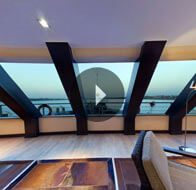 Take a 360° View of The Cigar Lounge on The Oberoi Zahra, Luxury Nile Cruiser