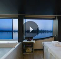Take a 360° View of The Spa Treatment Room on The Oberoi Zahra, Luxury Nile Cruiser