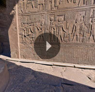 Take a 360° View of The Temple of Kom Ombo to Haroeris and Sobek - The Oberoi Zahra, Luxury Nile Cruiser