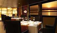 The Restaurant, The All-Day Dining Space - The Oberoi Zahra, Luxury Nile Cruiser