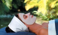 Ayur Face Massage, The Traditional Beauty Treatment at The Luxury Spa on The Oberoi Zahra, Luxury Nile Cruiser