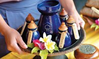 Ayurveda Inspired Rituals & Treatments By The Luxury Spa on The Oberoi Zahra, Luxury Nile Cruiser