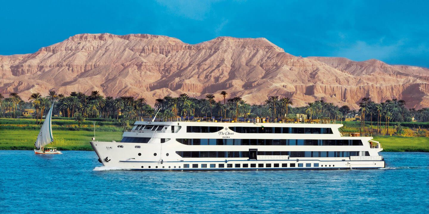 The Luxury Cruiser on the River Nile - Offers at The Oberoi Zahra, Luxury Nile Cruiser
