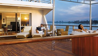 Unforgettable Experience - Special Hotel Offers by The Oberoi Zahra, Luxury Nile Cruiser