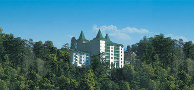Himalayan Vacations - Special Hotel Offers at The Oberoi Cecil, Shimla