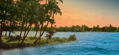Discover Backwaters of Kerala